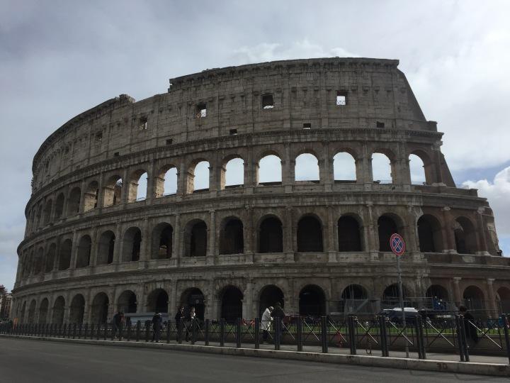 {Rome jour 2} Les ruinesromaines